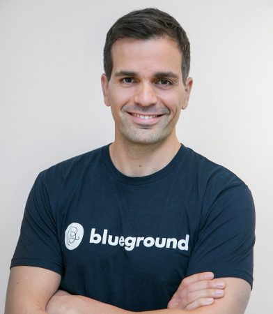 Blueground CEO And Co Founder Alex Chatzieleftheriou