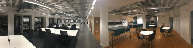 LWARB's Fit Out