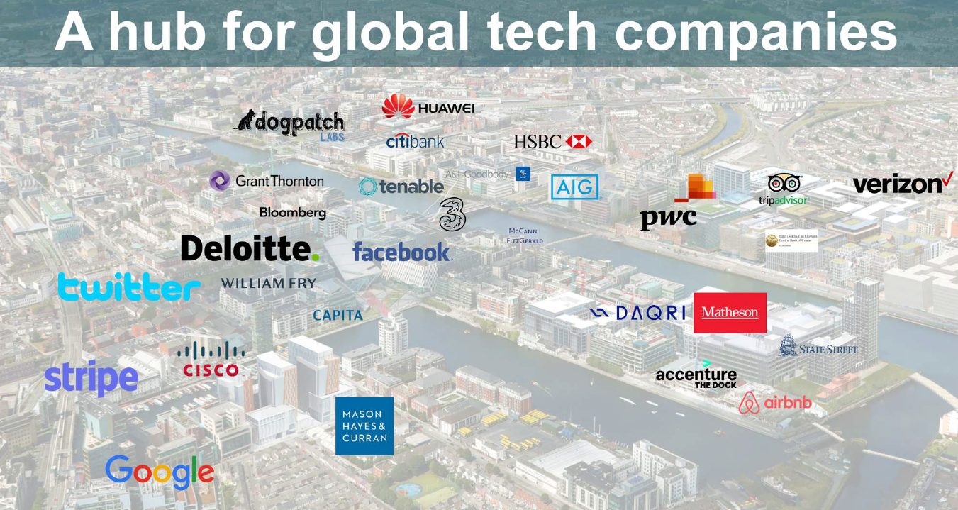 Dublin Michael Guerin Hub For Global Proptech