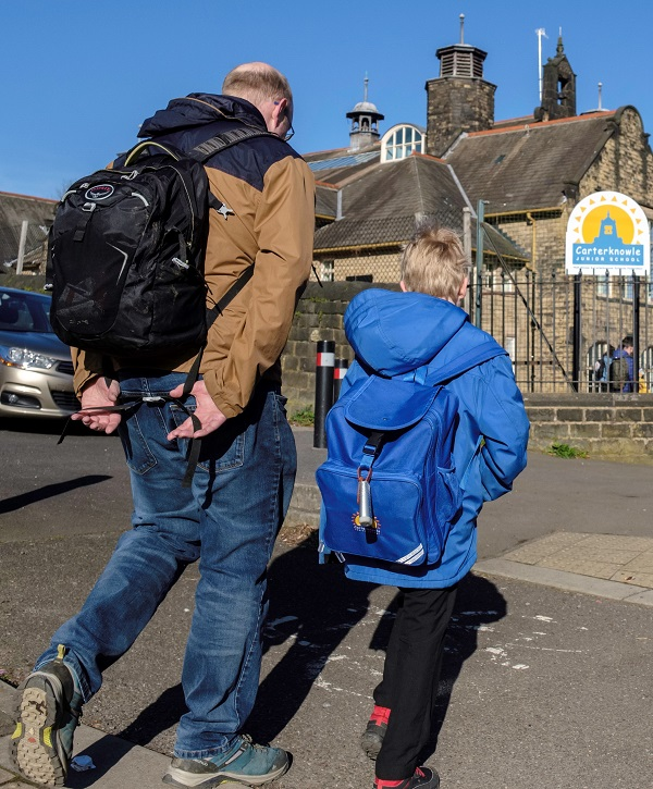 School Run Air Pollution