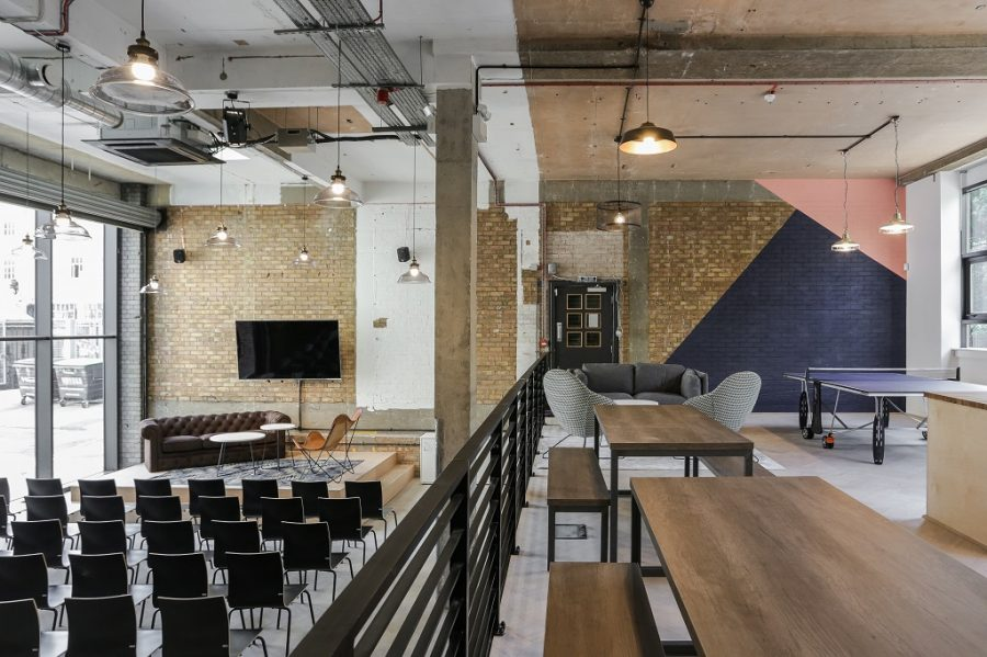 Techspace Shoreditch