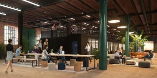 Allied London Tech Space Manchester
