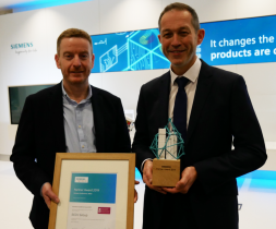 Eco I Wins Award From Siemens 1
