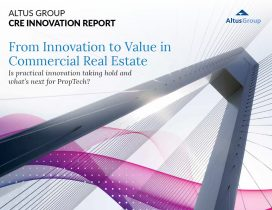 Altus Group Report 2020 Cover