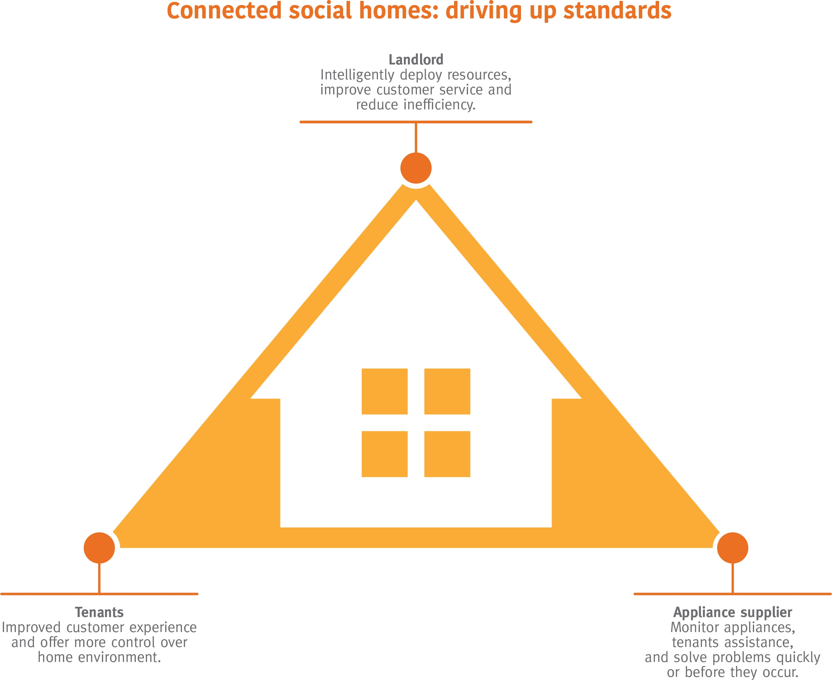 Connected Social Homes