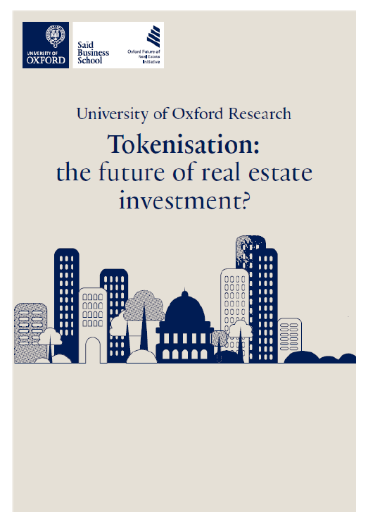 Oxford Tokenisation Report