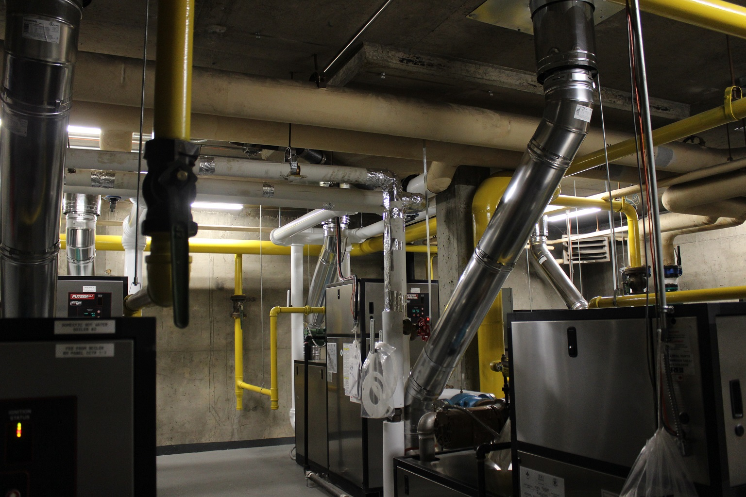 Parity Multi Residential Boiler Rooms Like This Will Need To Be Connected And Controlled To Leverage AI