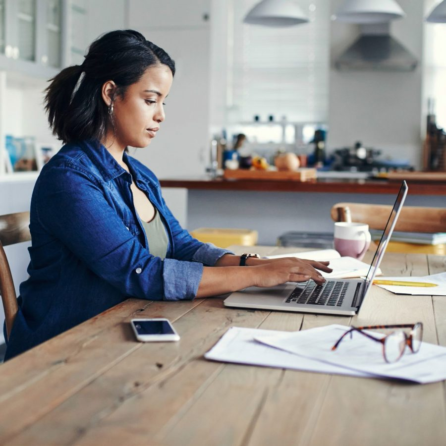 Colliers Working From Home Report