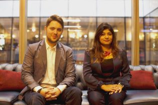 David Kell And Joyeeta Das Co Founders Gyana