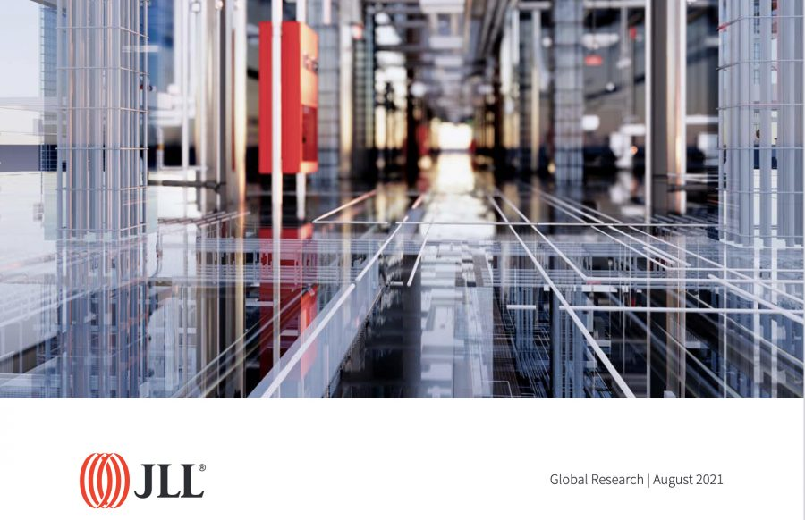 JLL Proptech Report Cover