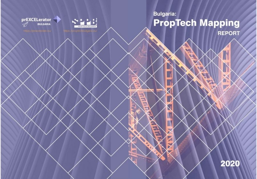 PropTech Bulgaria Mapping Report Cover