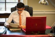 Rishi Sunak At His Desk 900x599