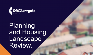 Planning and Housing Landscape Review