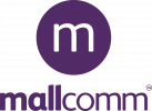 Mallcomm Stacked Logo No Back