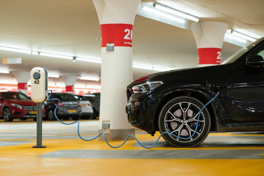 EV electric vehicle charging