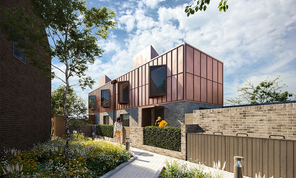 Shedkm Ideal Modular Greenwich STRONGBOW CRESCENT